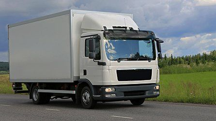 Rigid goods vehicles