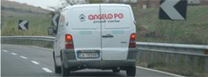furgone Angelo Po