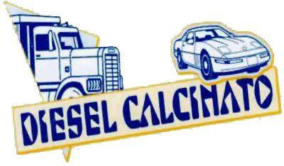 Diesel Calcinato logo