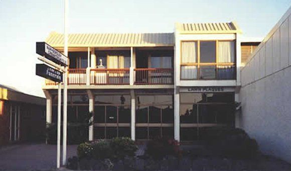 View of a Maryborough Office
