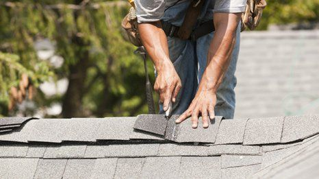 A wide range of roof repairs