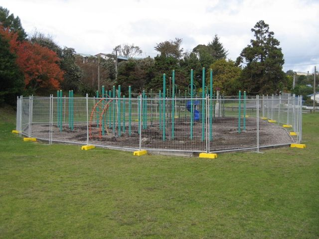 safety fencing in Christchurch