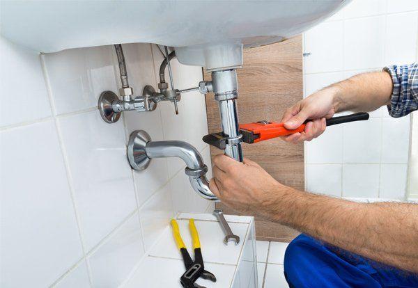 installing a sink