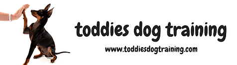 Toddies Dog Training logo