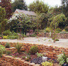 Gardening services - Derbyshire, Staffordshire, UK - Ashbourne Landscapes - Planting