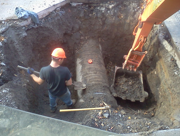 Sewer Work Cleveland, OH