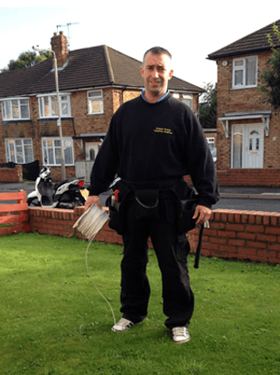 how to get a telephone line installed
