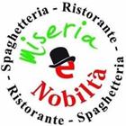 SPAGHETTERIA MISERIA E NOBILTÀ-Logo