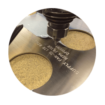 Expert engravers