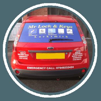 Stylish vehicle graphics