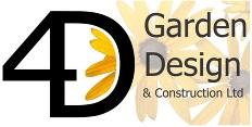 garden services 4d garden design construction ltd
