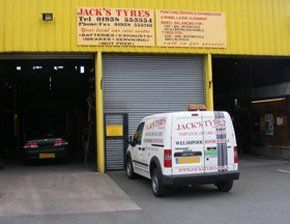 Mechanical repairs - Welshpool - Jack's Tyres Ltd - Garage
