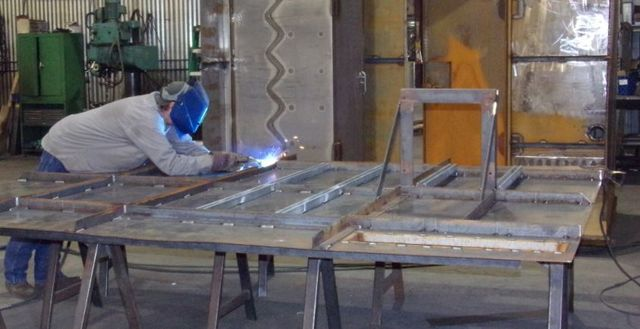 Sheet Metal Fabrication in Dallas, TX - Metal Specialties Inc.