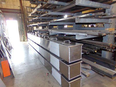 Custom Stainless Steel & Sheet Metal Fabrication in Austin, TX - Metal Specialties Inc.