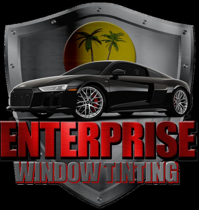 Enterprise Window Tinting Logo Naples Fl