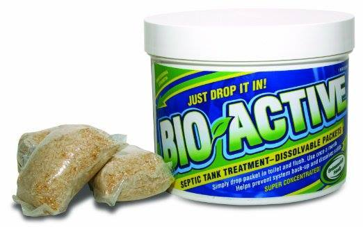 We sell bio-active tablets