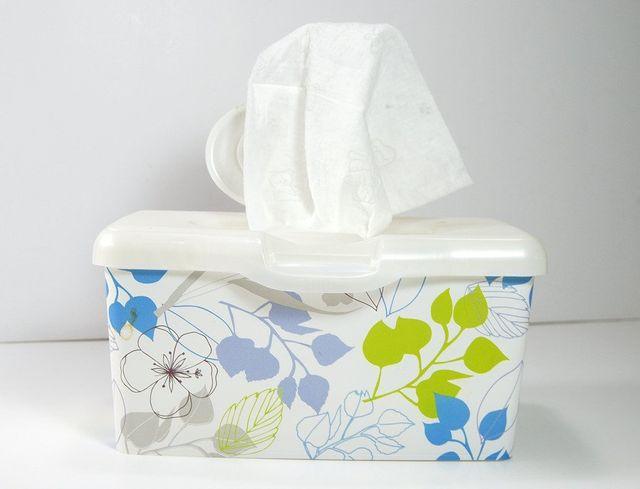 Flushable wipes aren't septic safe