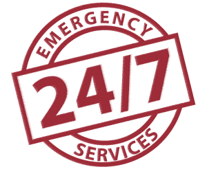 we offer emergency services