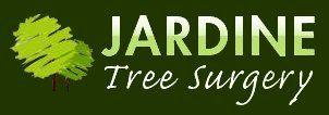 Jardine tree surgery logo