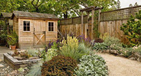 custom designed garden sheds for you