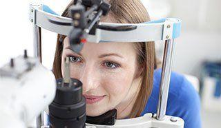 eye exam, Meadville, PA