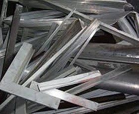 Scrapping ferrous metals