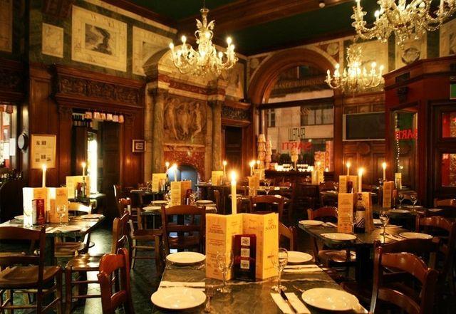 Italian Restaurant Glasgow Sarti