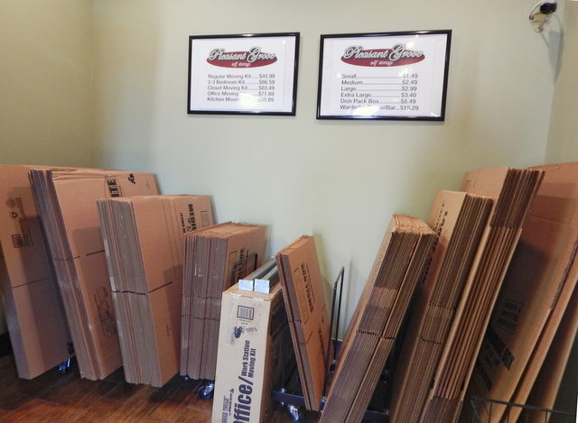 Our Retail Center Has Storage Locks, Packing Tape, Padded Envelopes,  Protective Wrap, Wrapping Paper, Moving Pads And More.