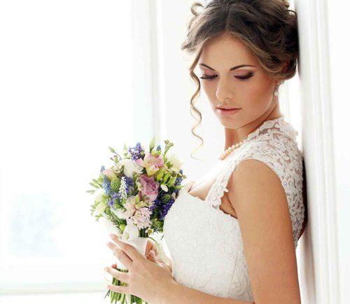 acconciature per sposa