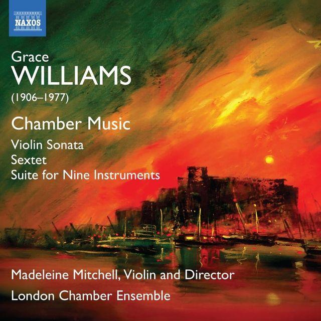 Grace Williams Chamber Music Album released IWD19 - Guardian