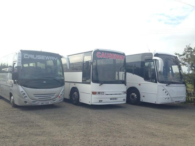Coaches available on contract