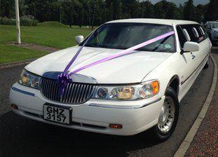 deluxe limousine