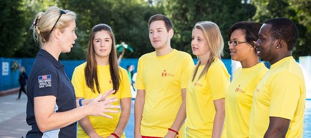 Lifeguarding Courses By Trainers At Quick Response Training