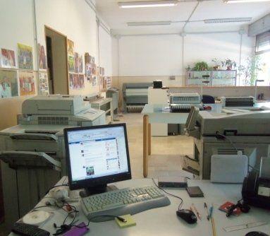 copisteria, tipografia, centro fotocopie