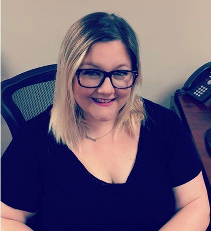 Picture of Suppy Chain Services HR Manager Shae Gillum