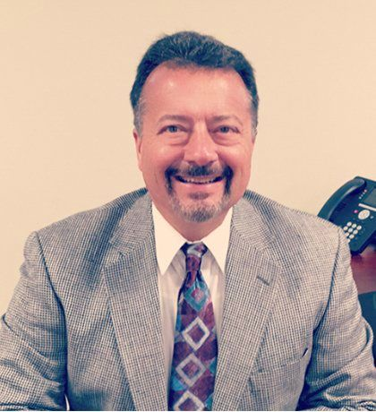 Picture of Suppy Chain Services CEO Doug Loughery