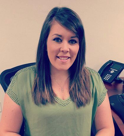 Picture of Suppy Chain Services Transportation Manager Michelle Loughery