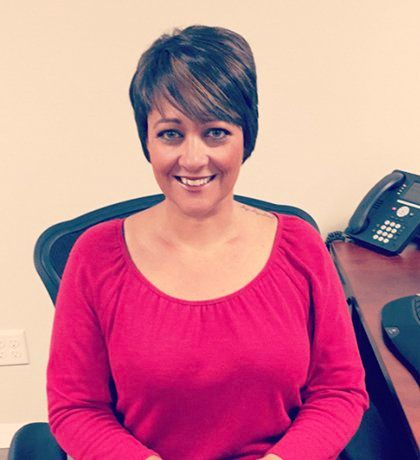 Picture of Suppy Chain Services Transportation Manager Stephanie Moyer