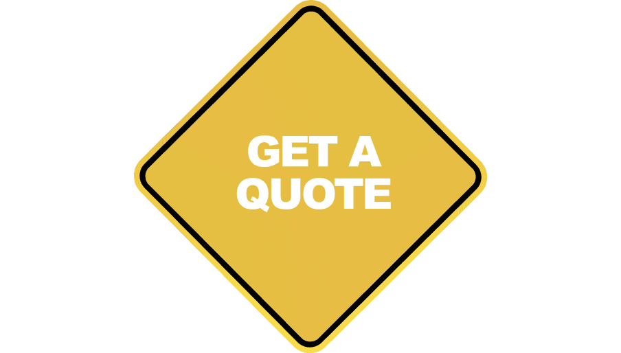 Get a quote yellow yield sign