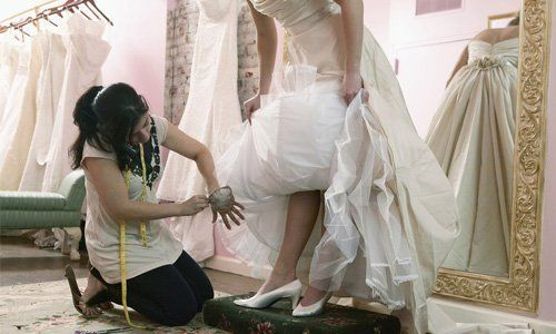 Stunning wedding dresses in Plymouth