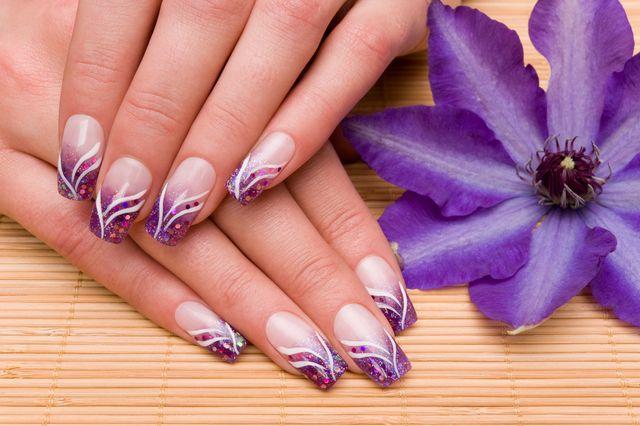 attractive nail art