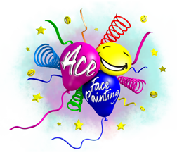Ace Face Painting logo