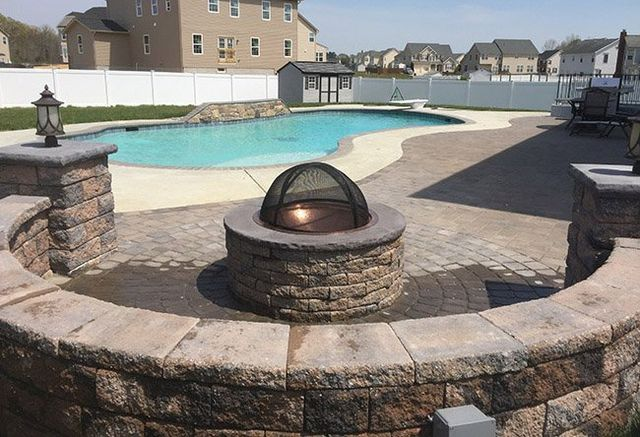 Paver Projects-Steps-Walls-Poolscapes-So MD