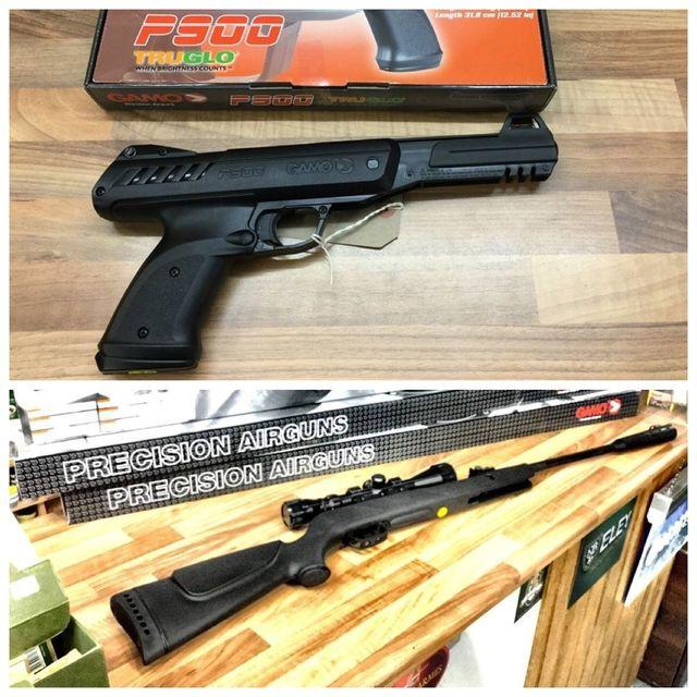 Air rifles   Forest Lodge Guns