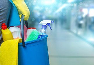 Cleaning Service — Bucket and Cleaning Products in Surprise, AZ