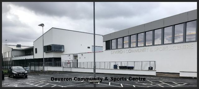 Community and Sports Centre 30 year wait