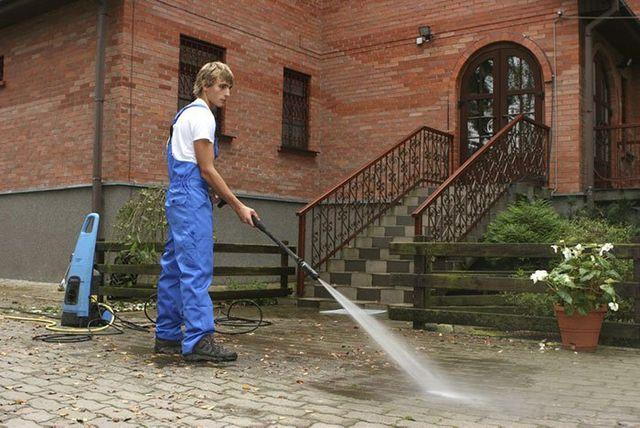 Idropulitrici, macchinari pulizia, lavaggio superfici