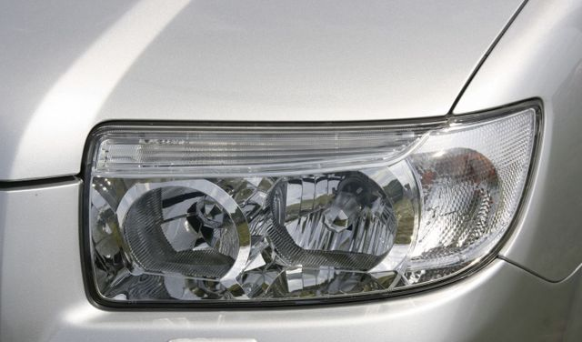 Car light replaced in our collision center in Jackson, CA