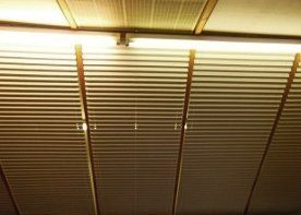 uPVC windows blinds