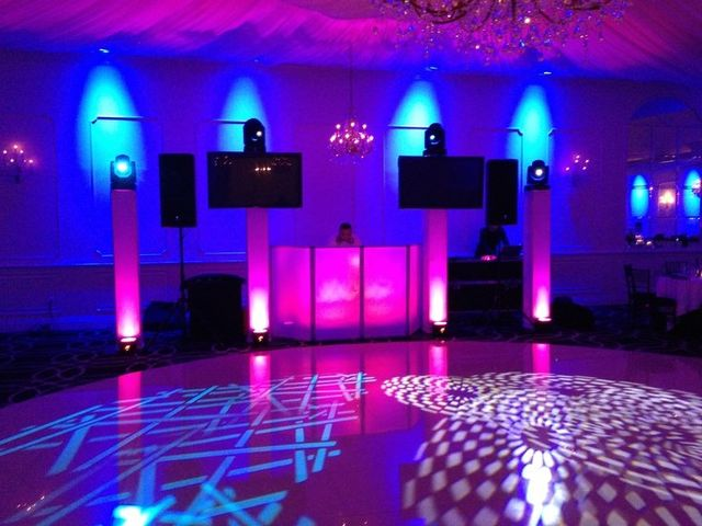 Event dance floor